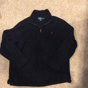 Polo by Ralph Lauren zip sweater